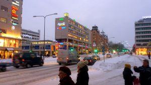 Vasaesplanaden i Vasa