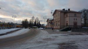 Ekenäs järnvägsstation