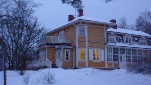 Konstnärsresidenset Villa Snäcksund