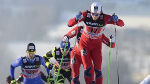 Sprintstafetter i Liberec