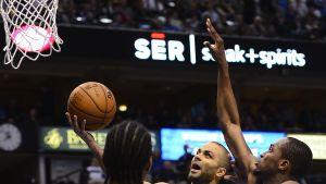 Tony Parker, San Antonio Spurs, NBA, januari 2013