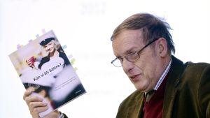 Erik Geber presenterade sin rapport 30.01.13