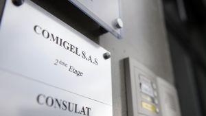 Comigel i Frankrike misstänks för att ha levererat hästkött som har ingått i lasagne