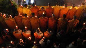Buddhistmunkar i Vietnam