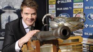 Juha-Pekka Haataja bästa målskytt och poängmaskin.