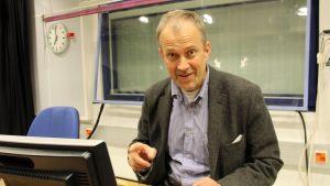 Otto Lindberg chattar på Svenska.yle.fi.