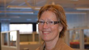 Kristina Lindström, nyutnämnd professor i hållbar utveckling