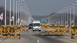 Nordkorea blockerar sydkoreanska arbetare från Kaesong