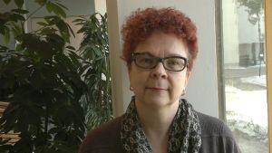 Specialläkare Eija Hiltunen-Back
