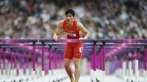 Liu Xiang, OS i London 2012