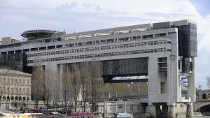 Franska finansministeriet i Paris