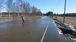 Översvämningen vid Vassorfjärden