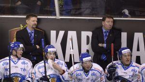 Finlands ishockeylandslag, april 2013