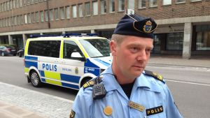 Polisen Paul Juhlin