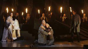 Foto från Tristan och Isolde