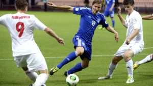 Vitryssland-Finland 1-1