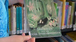 Tove Janssons bok Småtrollen och den stora översvämningen