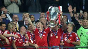 Bayern München, CL-vinnare 2013