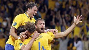 Sverige, VM 2012