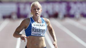Maria Räsänen, U23-EM 2013