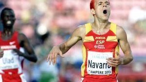 Gabriel Navarro, U23-EM