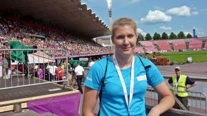 Ida Otstavel, U23-EM, 14.7.2013