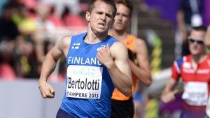 Marco Bertolotti, U23-EM 2013