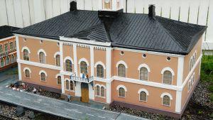 Miniatyr av Lovisa rådhus