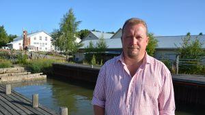Joakim Håkans ser stora möjligheter med Runsalavarvet.