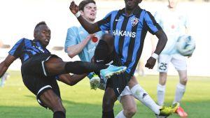 Guy Gnabouyou, Inter
