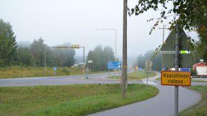 Nestekorsningen i österby