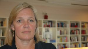 Ekenäs gymnasiums rektor Marianne Pärnänen.