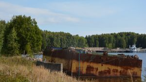 Skogby hamn
