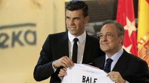 Bale klar för Tottenham.