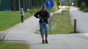 UKK gångtest i Borgå