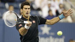 Novak Djokovic, US Open 2013