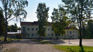 Österby skola i Ekenäs.