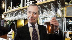Nigel Farage är Timo Soinis förebild