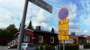 Krigarbyn i Borgå