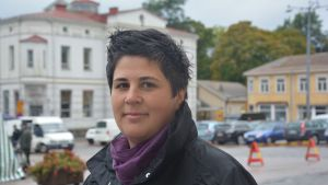 Lotta Lerviks är kultursekreterare i Raseborg.