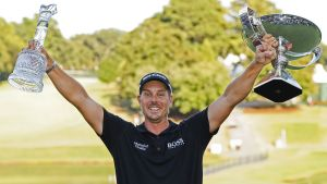 Henrik Stenson vann PGA-tourfinalen i Atlanta