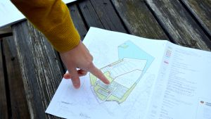 Detaljplanen för Kronvik gamla sågområde i Vasa