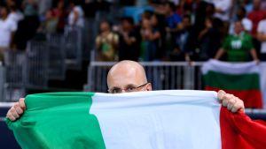 Mauro Berruto firar OS-brons 2012