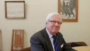 Bo Kronqvist, ordförande i social-och hälsovårdsnämnden i Jakobstadsregionen