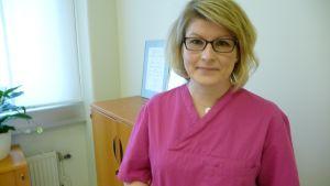 Marina Merne-Grafström, övertandläkare i Åbo