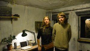 Den svenska konstnärsduon Maja Qvarnström och Erik Lagervall ut en hel lägenhet