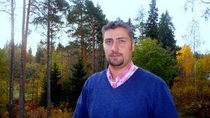 Joakim Ingves, teknisk direktör i Kristinestad