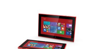 Nokias pekplatta Lumia 2050