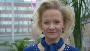 Pauliina Ahokas, VD för Tammerforshuset