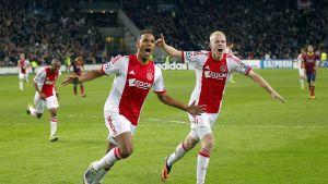Ajax besegrade Barcelona
